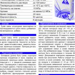 Описание Штукатурная М 150